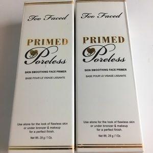 Two too faced Poreless primer